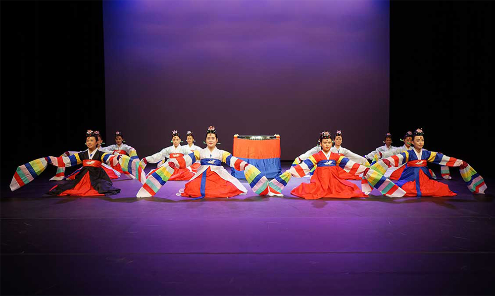 The Koryo Saram Dance Troupes of Uzbekistan
